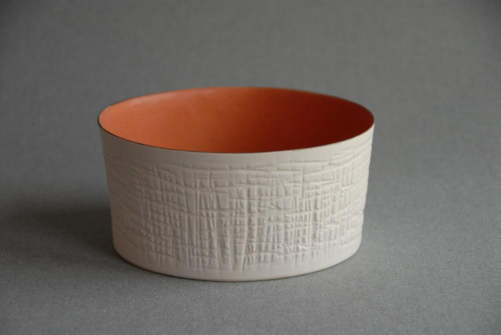 ColourScratch bowl ceramic