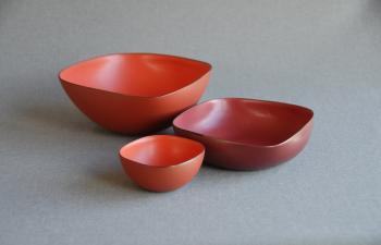 ColourDots bowl ceramic